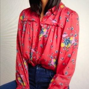 Fredericka buttondown by Maeve